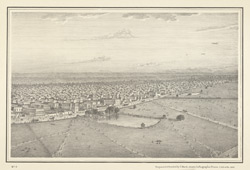 Panorama of Calcutta. Section 6